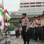 Peringati Hari Al-Quds Sedunia Warga Jabodetabek Demo Kedubes Amerika di Jakarta
