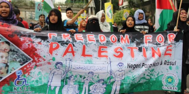 Al-Quds Day Jakarta 2014