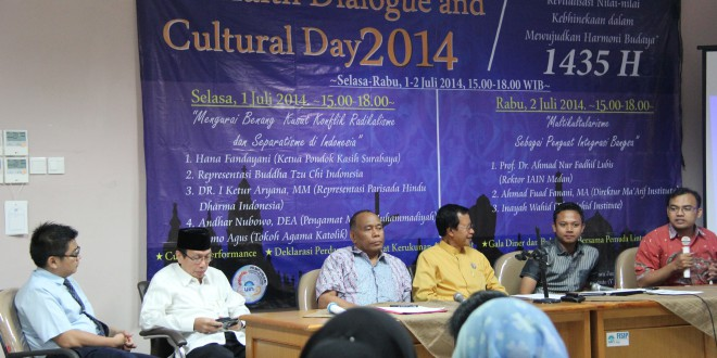 Dialog Keberagamaan Antar Iman: Menyoal Akar Intoleransi
