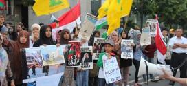 Demo Solidaritas Untuk Palestina