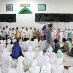 Bakti Sosial Pandu Ahlulbait: Santuni Anak Yatim dan Bagi-bagi Sembako