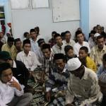 Lebaran Syiah Sampang di Pengungsian Rusunawa