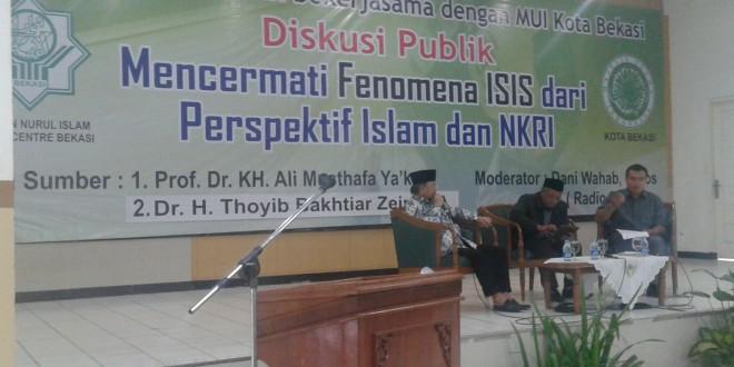Diskusi Publik Fenomena ISIS