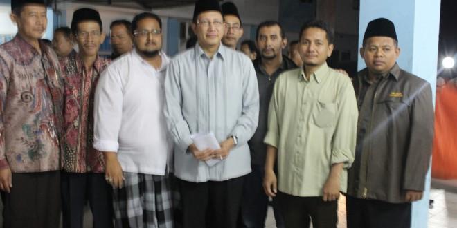 Menag Optimis Pengungsi Syiah Sampang Pulang ke Kampung Halaman