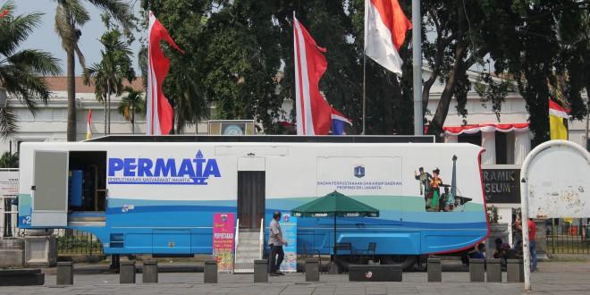 Perpustakaan Kontainer Masyarakat Jakarta