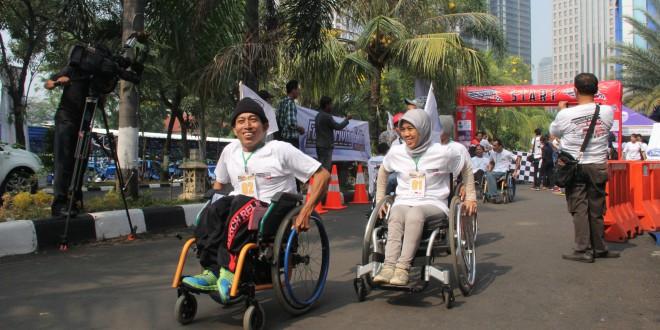 Wisata Rally Disabilitas