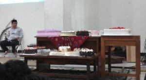 Kue Yaumul Mahabbah di Madrasah Muthahhari, Kiara Condong, Bandung
