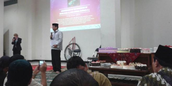 Kue Pernikahan Ali dan Fatimah di Yaumul Mahabbah