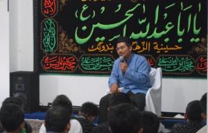 Ustad Zein Husain: Wiladah Imam Ali Ridha