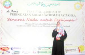 Festival Qasidah IV Pontianak