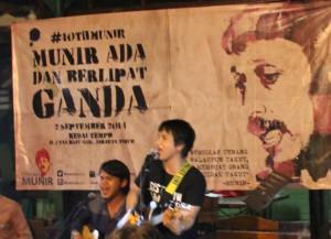 Simponi Band Anti Korupsi
