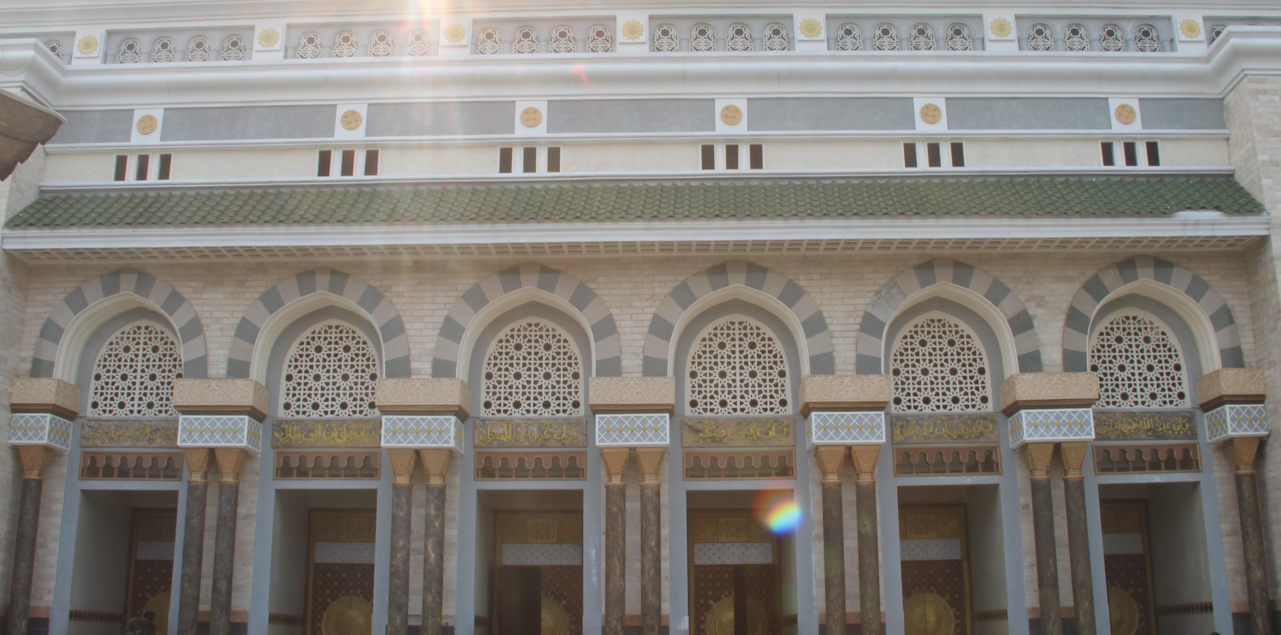Masjid Al-Huda Tujuh Pintu Cimanggis