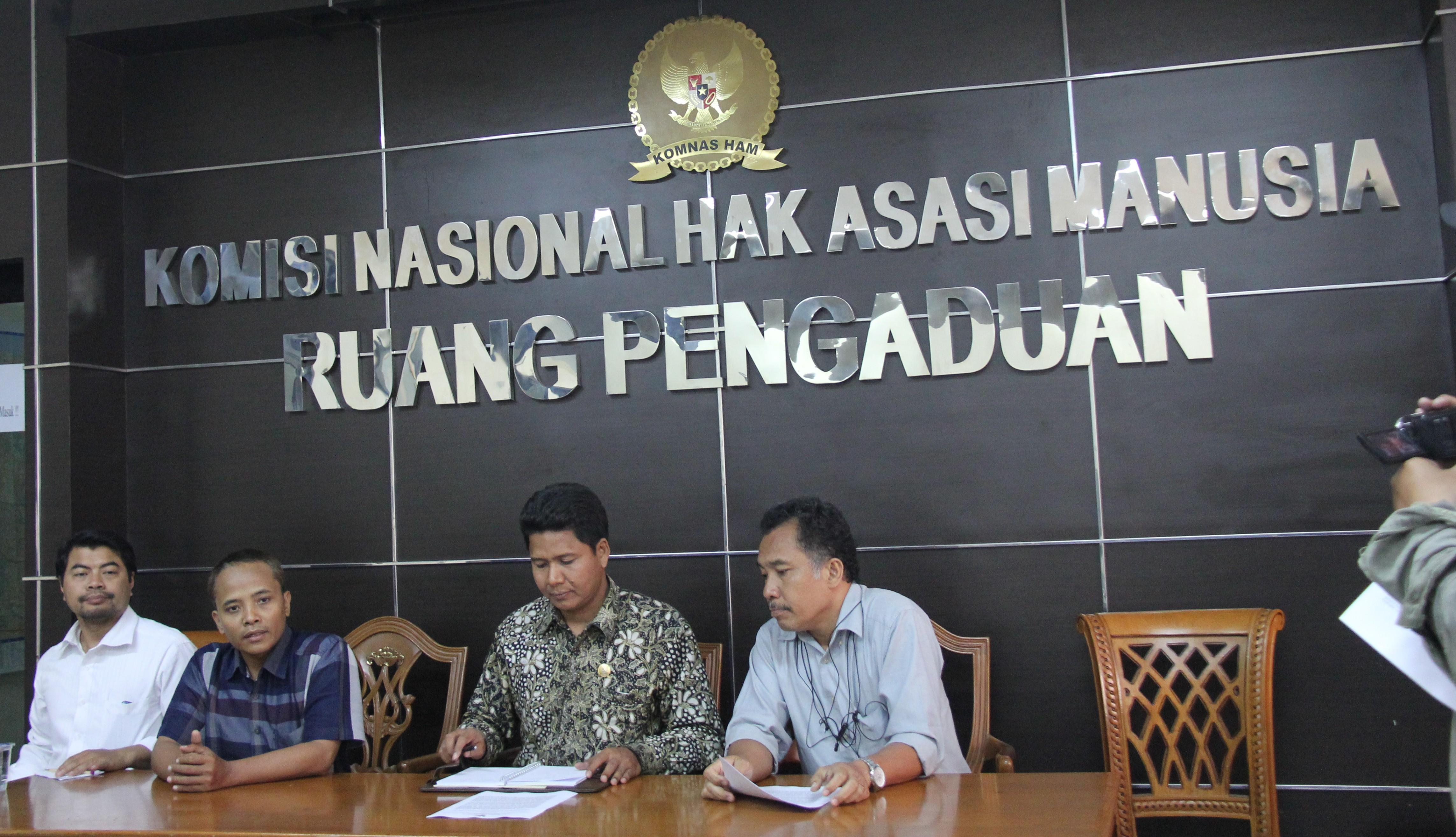 Komnas HAM: SBY Gagal