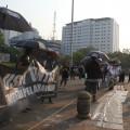Demo Kamisan di Depan Istana Negara