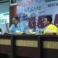 """STFI Sadra: """"We Love , We Care For Gaza"""""""
