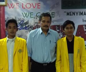 Jose Rizal dalam seminar We Love We Care Gaza