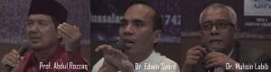 Seminar UIN Syarif Hidayatullah Jakarta: Konsep Kenabian Lintas Aliran