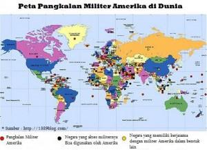 Pangkalan Militer Amerika di Dunia