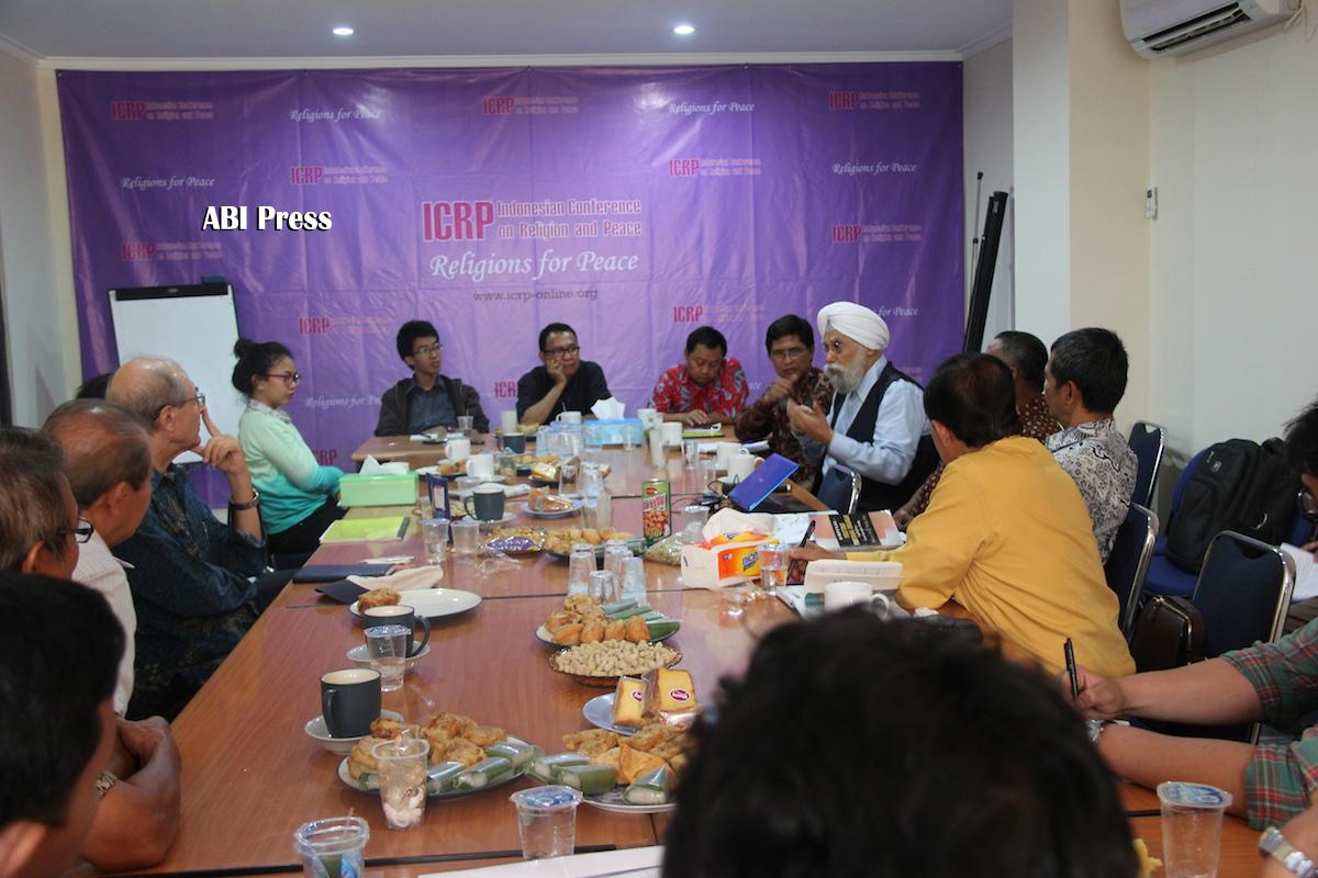 Pandangan Alternatif ICRP Terkait Nikah Beda Agama