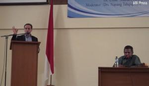 Seminar Internasional Islam is Peace (UIN Syarif Hidayatullah Jakarta)
