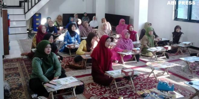 Kerjasama Pelatihan Pengolahan Sampah My Darling-Husainiyah Azzahra