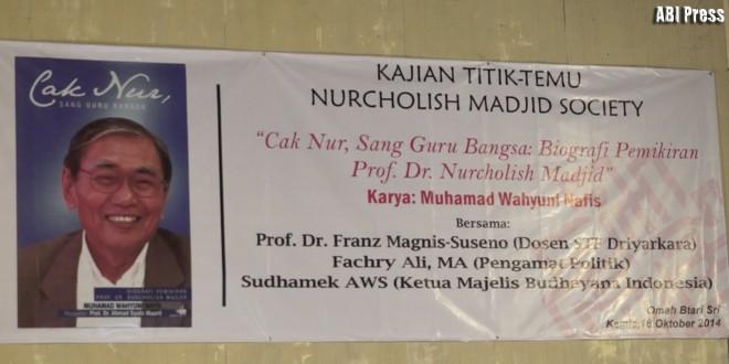 Nurcholish Madjid: Pengusung Islam Humanis