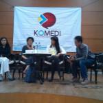 Kekerasan Seksual: How To Be A Survivor yang diadakan Komedi (Kumpul, Obrol dan Mengkaji) BEM Fakultas Psikologi UI di Auditorium Fakultas Psikologi Universitas Indonesia