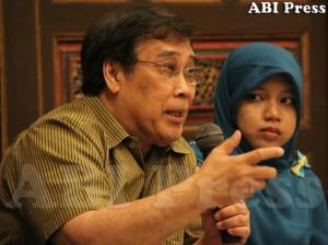 Prof. Dr. Sangkot Marzuki, Ketua Akademi Ilmu Pengetahuan Indonesia (AIPI)