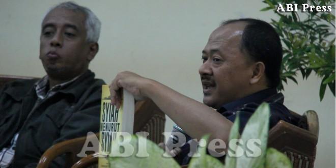 Bedah Buku Syiah Menurut Syiah di UIN Jakarta
