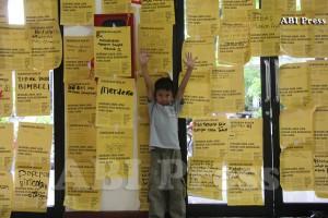Bersama Anak Korban Deskriminasi