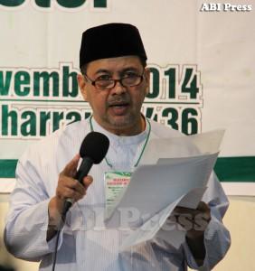 Ketua Umum Ahlulbait Indonesia
