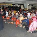 Bakti Sosial dan Donor Darah di Hari Asyura