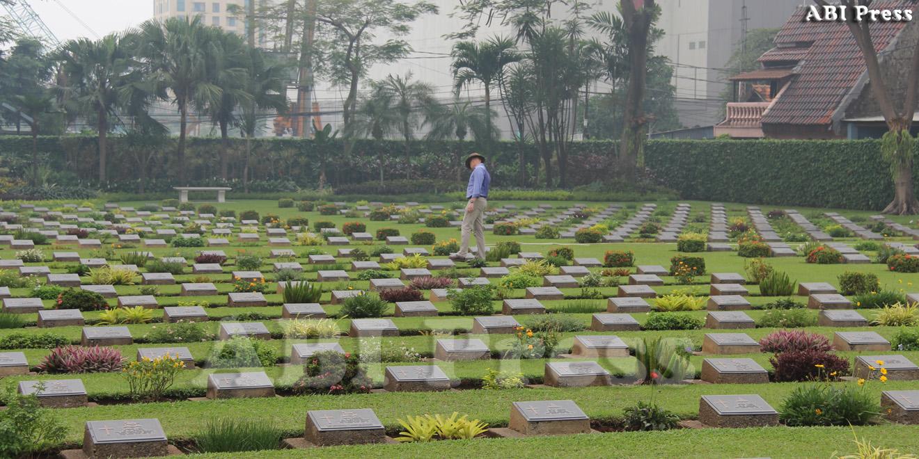 Dua Makam Jenderal Sekutu di Menteng Pulo, Saksi Bisu Kepahlawanan Arek-Arek Suroboyo