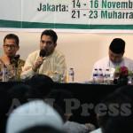(dr kiri) Dr. Surahman, Ahmad Hidayat, Umar Shahab, Hasan Alaydrus, Ali Ridha