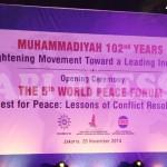 Muhammadiyah 102th Years