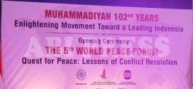 Ultah ke-102, Muhammadiyah Siap Dukung Pemerintah Asal Taat Konstitusi