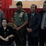 Mayjen TNI Agus Sutomo: Tugas Pemuda, Bersatu Melawan Proxy War