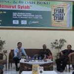 Bedah Buku 'Syiah Menurut Syiah' di UIN Syarif Hidayatullah Jakarta