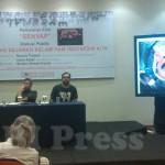 Diskusi Film Senyap: Tegakkan HAM, Luruskan Sejarah