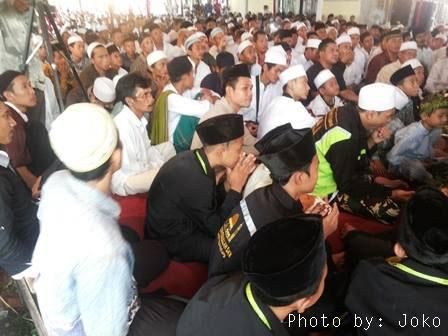 Kyai Alawi Al Bantani di Pemalang