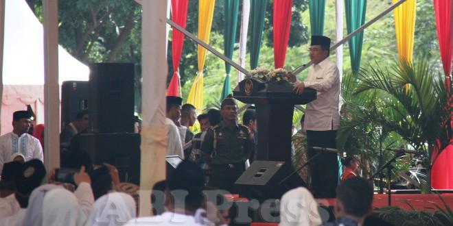 Wapres Hadiri Peringatan Tsunami Aceh