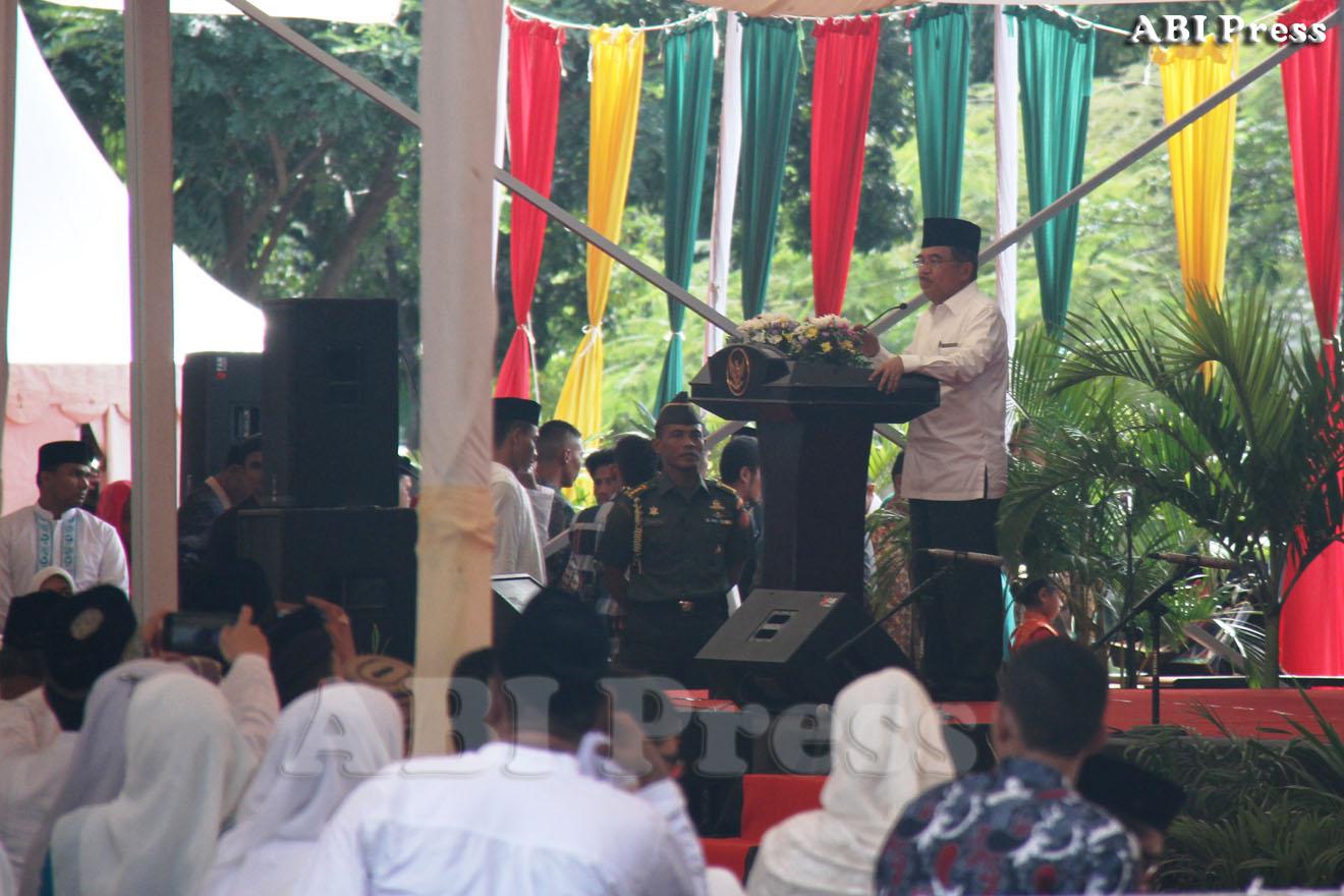 Jufuf Kalla di Aceh