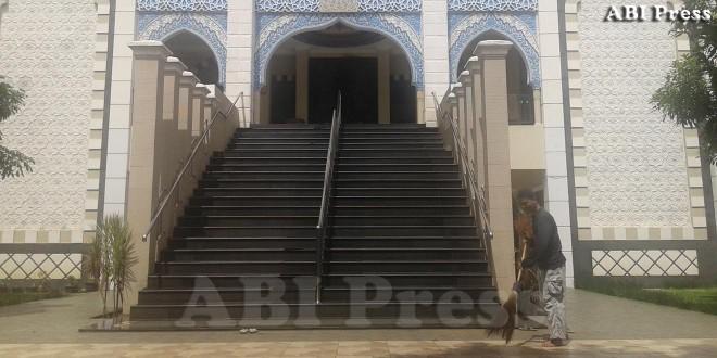 Sosok Sahaja Arif, Marbot Masjid Al-Mahdy Bekasi