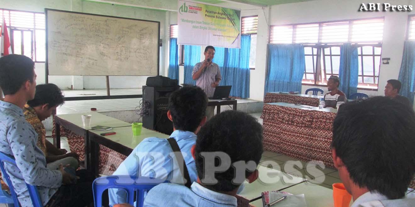 ABI Sulawesi Tengah Gelar Pelatihan Angkatan Ke-2