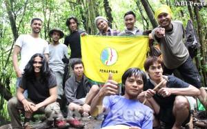 Peringatan Haul Rasululluh saw di Gunung Pangarango
