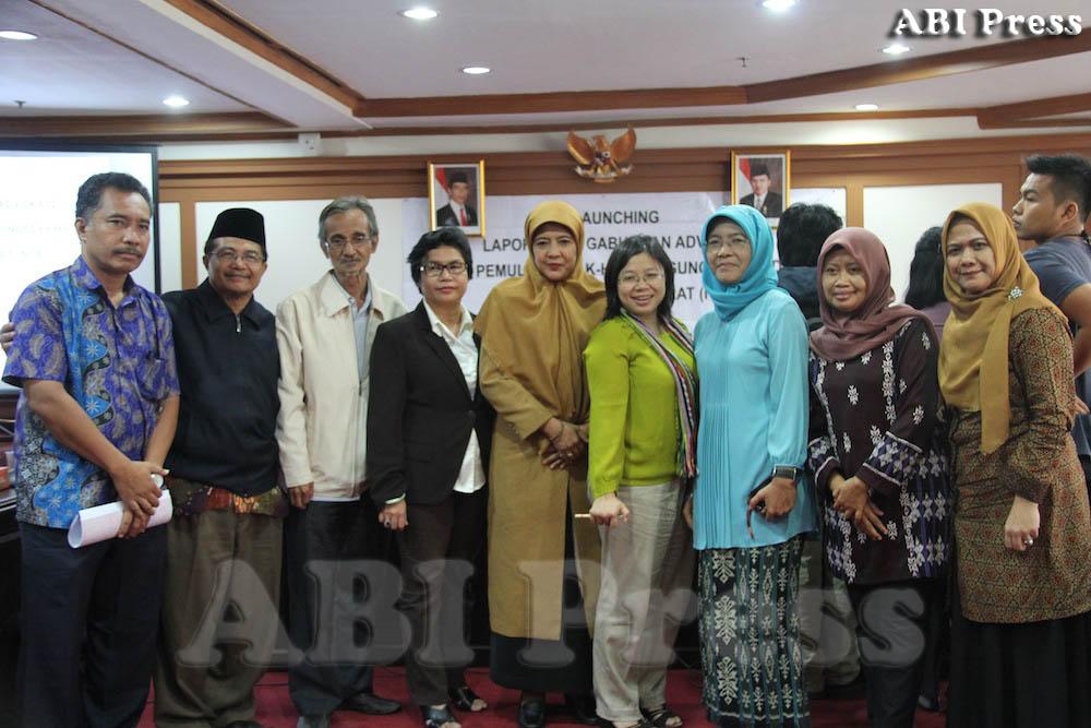 Rekomendasi Tim Gabungan Advokasi Jemaah Ahmadiyah Indonesia