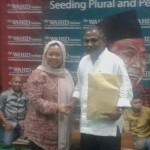 Alissa Wahid dan Taha Al Hamid