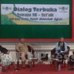 (dr kiri) Idrus Romli, Faisal bin Mandi, Abdillah Baabud, dan Abdullah Hinduan