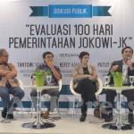 ABI Press_(dr kanan) Bibit Samad Riyanto, Effendi Simbolon, dan Nurul Arifin