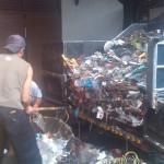 Sampah Tahun Baru Tak Sebanyak Dulu